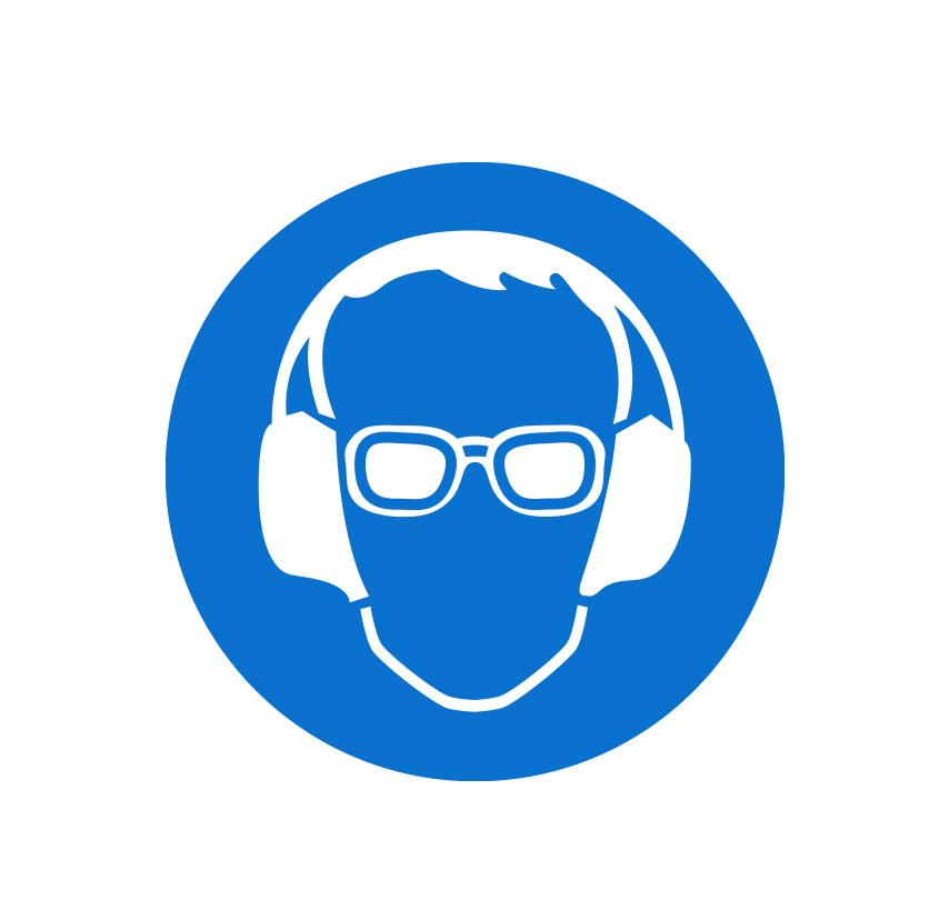 hearing safety symbol