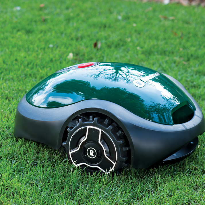 a robotic mower